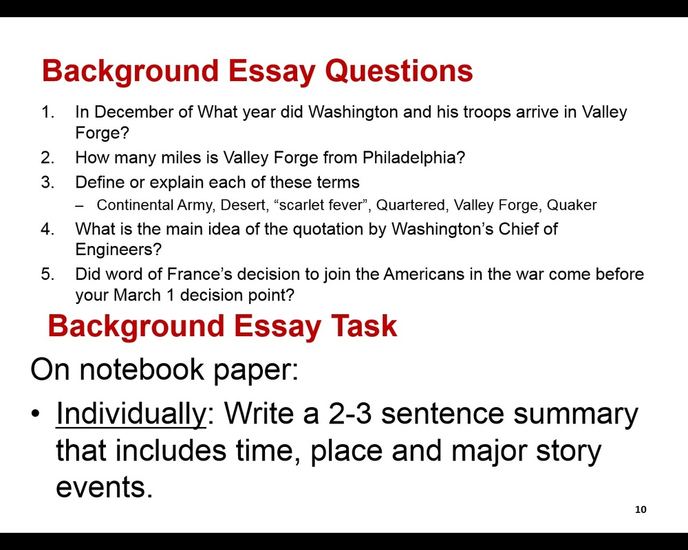 possible wwi essay questions The book thief study guide contains a biography of markus zusak, literature essays, quiz questions, major themes, characters, and a full summary and analysis.